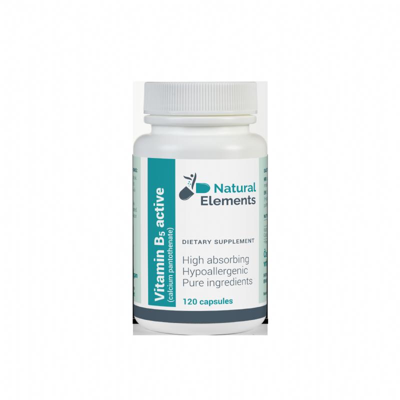 Viatamin B5 active