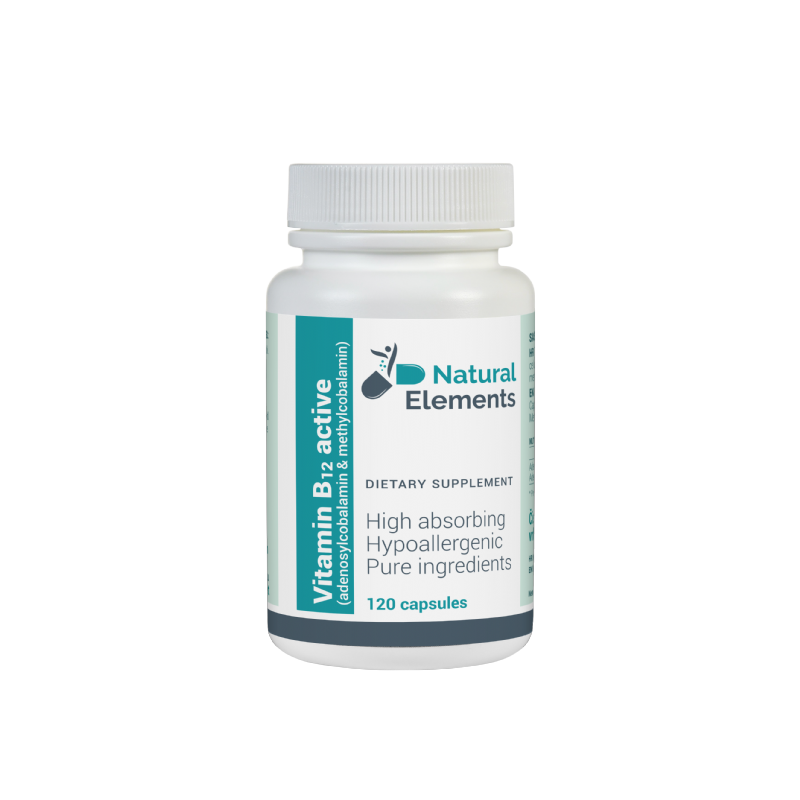 Vitamin B12 active