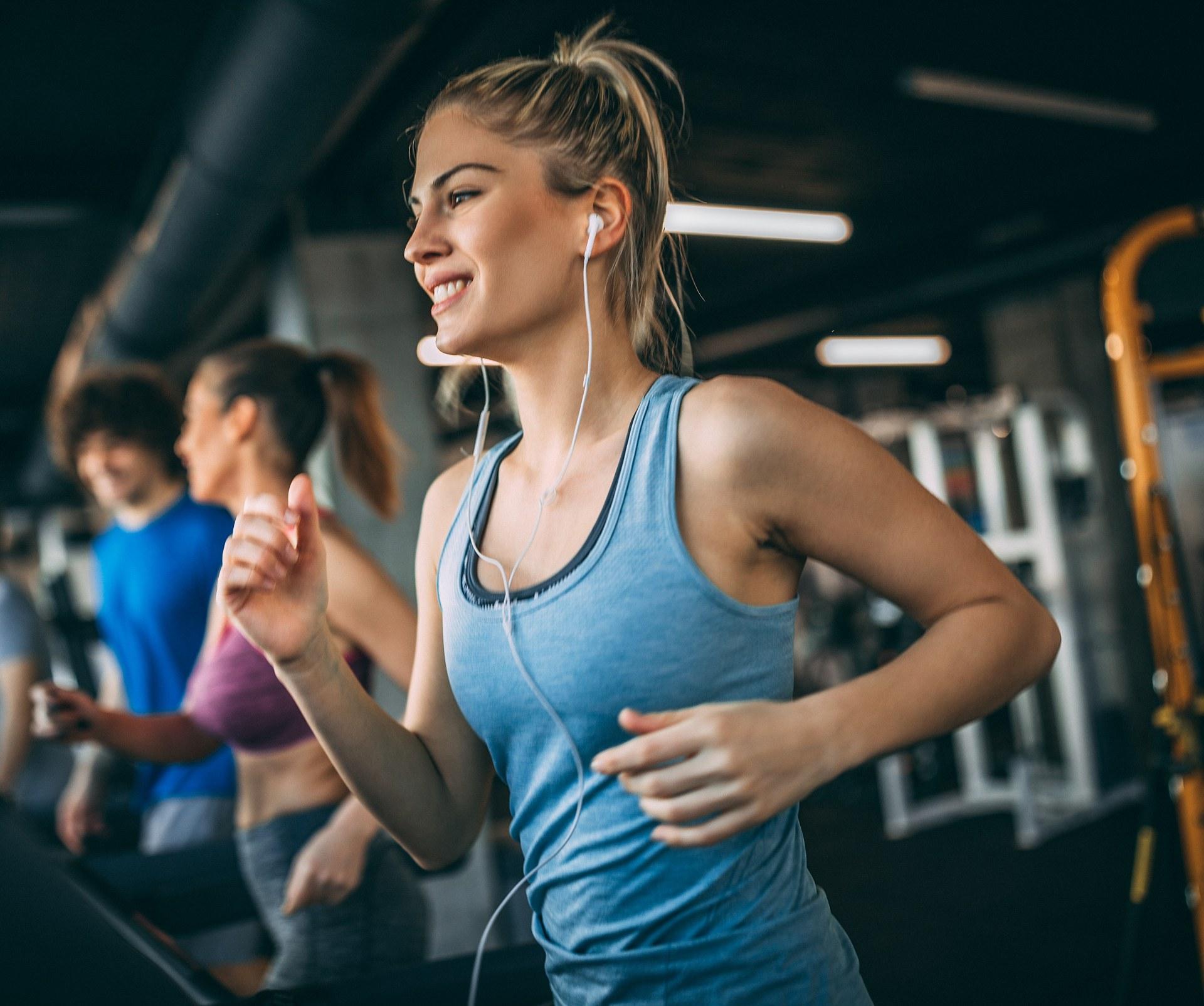 Sport und Muskeln
